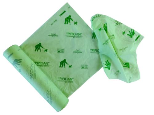 Bolsas biodegradables perro